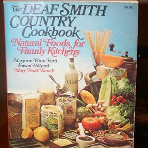 Deaf Smith Texas Country Cookbook